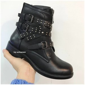 Boots AMIGO  - Zwart