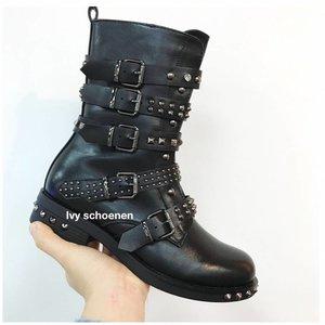 Boots VERLO - Zwart