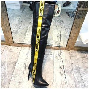 Boots GALAXY - Zwart