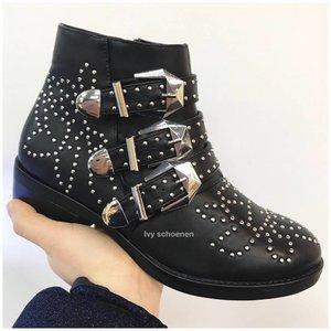 Boots BABS - Zwart
