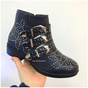 Boots BABS - Donker Blauw
