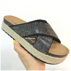 Sandaal MILES - Zwart
