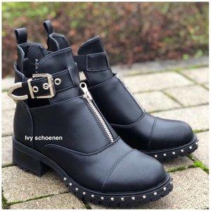 Boots ESMEE - Zwart
