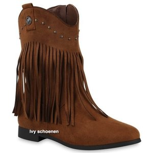 Boots IBIZA TATE - Camel