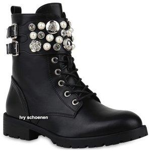 Boots ASHLEY - Zwart