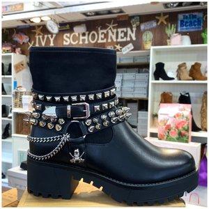 Boots HENRY MORGAN - Zwart