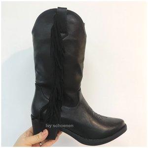 Boots KIERRA  XL- Zwart