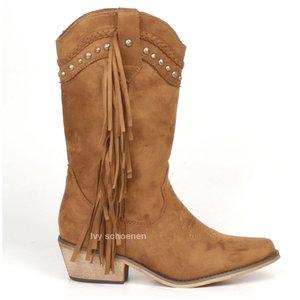 Boots PRESLEY - Camel