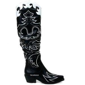 Boots MARCOS - Zwart