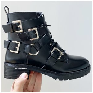 Boots AIKO - Zwart