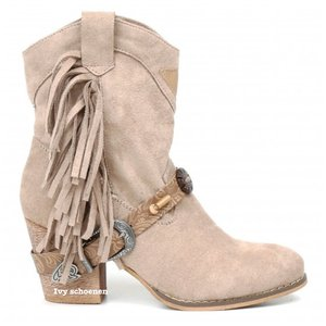 Boots LEVI - Beige/Taupe