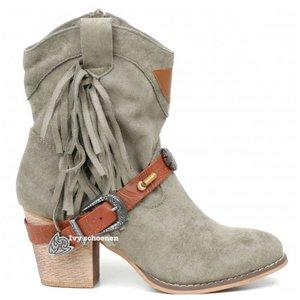 Boots LEVI - Groen