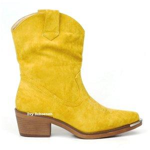 Boots NORA - Geel