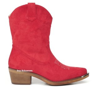 Boots NORA - Rood