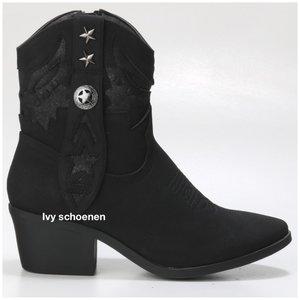 Boots BILL - Zwart
