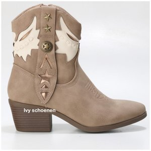 Boots BILL - Taupe/Beige