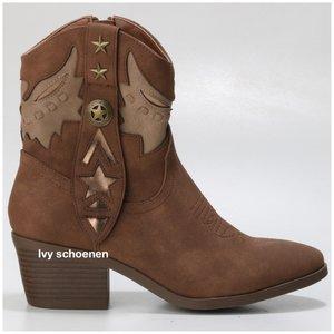 Boots BILL - Camel/Bruin