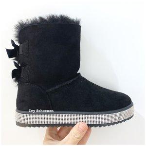 Boots LUKAS - Zwart