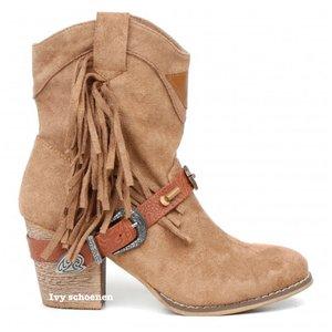 Boots LEVI - Camel