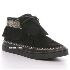 Boots IBIZA SUM - Zwart