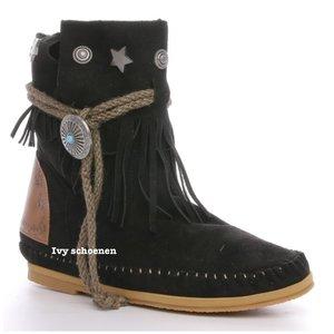 Boots IBIZA TOI - Zwart