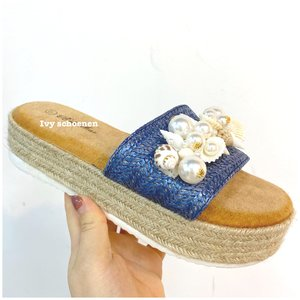 Sandaal SUNSHOWER - Blauw
