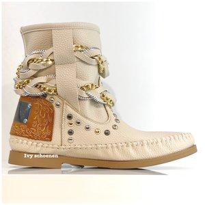 Boots IBIZA JUNE - Beige