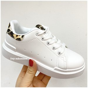 Sneaker MIEN - Camel/Panter