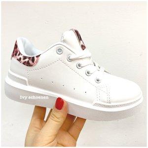 Sneaker MIEN - Roze/Panter