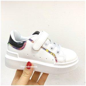 Sneaker FLOORTJE - Zwart