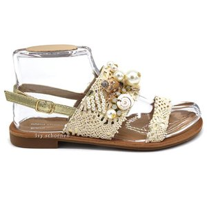 Slippers MARISOL - Goud