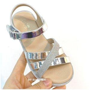 Slipper MUANO - Zilver