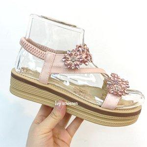 Slippers BILLY - Roze