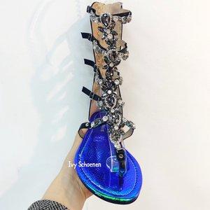 Sandaal ANNABELLA - Zwart