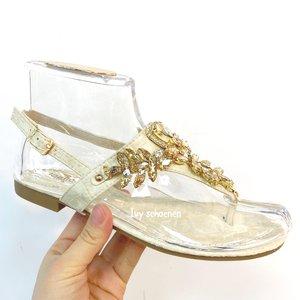 Sandaal ARIA  - Goud
