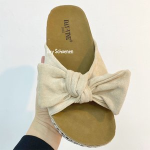 Slippers PERCYS - Beige