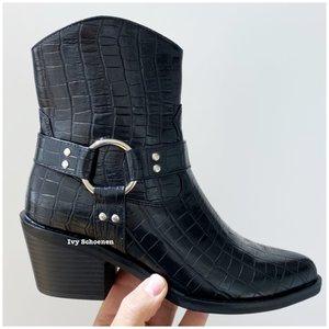 Boots DEMI - Zwart