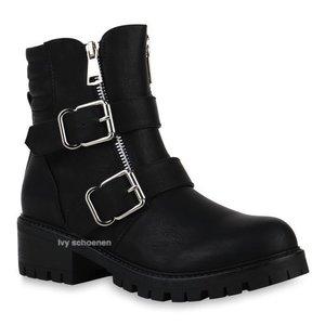 Boots AAREND - Zwart