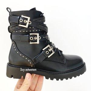 Boots  WALKER - Zwart