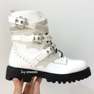 Boots  WALKER - Wit