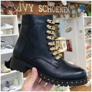 Boots CHANO - Zwart/Goud