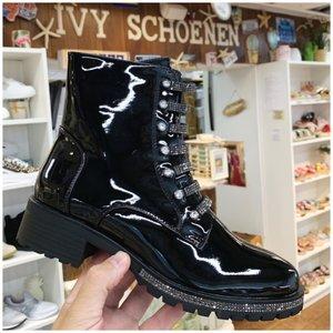 Boots FERNANDO - Zwart Miror