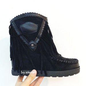 Boots FRIENDS - Zwart