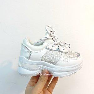 Sneaker ARISTA - Wit/Zilver