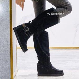 Boots COMPRENDE - Zwart