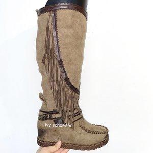 Boots COMPRENDE - Khaki