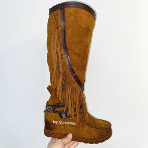 Boots COMPRENDE - Camel