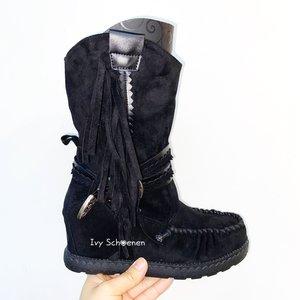 Boots SINTRA - Zwart