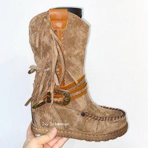 Boots SINTRA - Khaki
