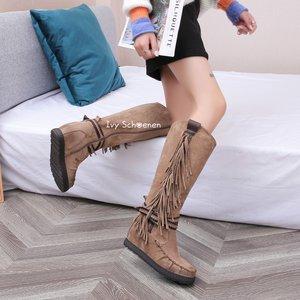 Boots GUAPA - Khaki